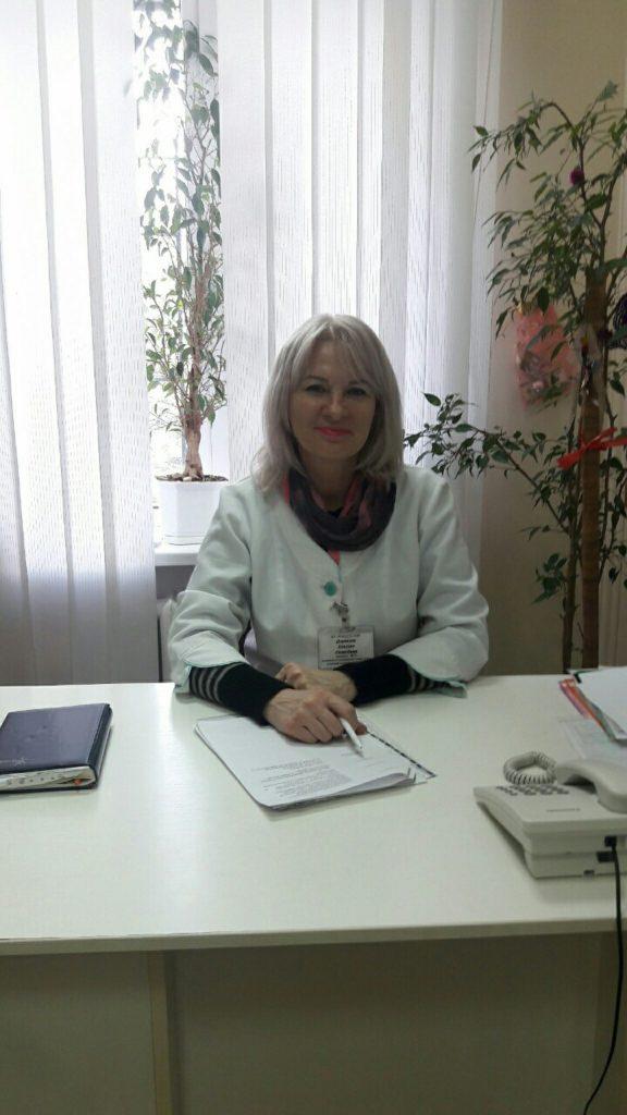 Данілова Ельвіра Георгіївна