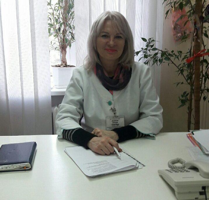 Завідувач відділенням