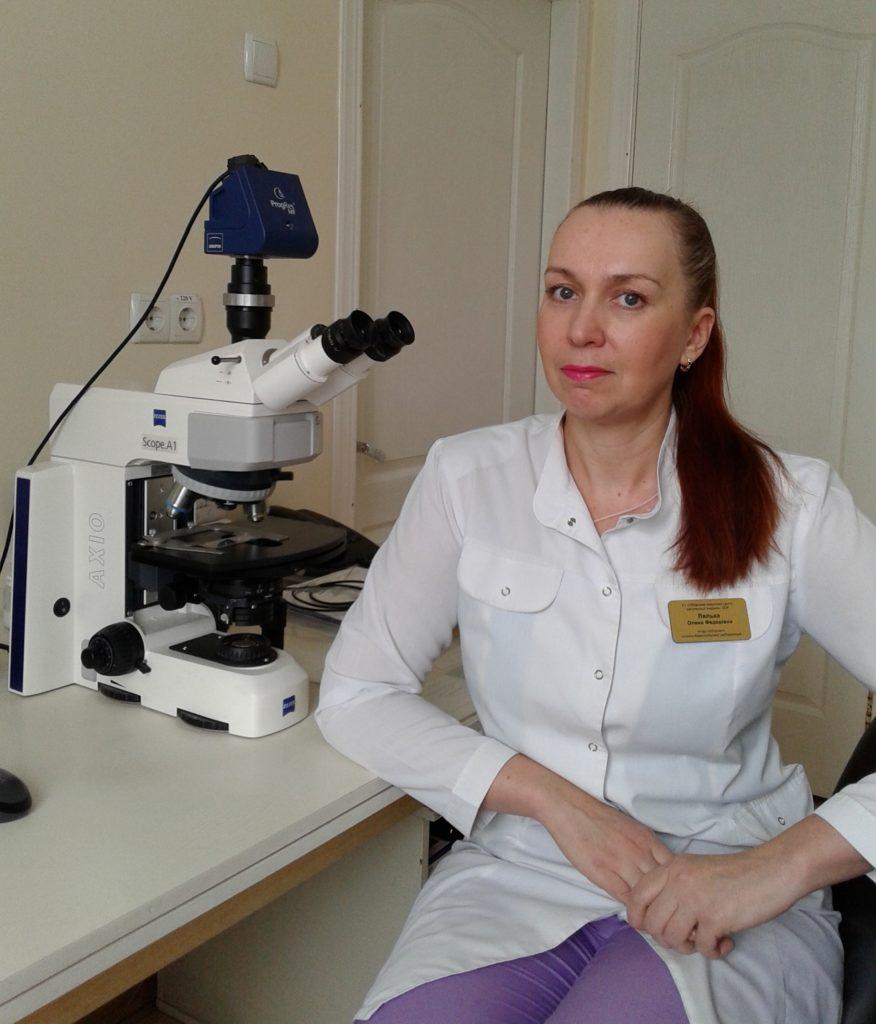 Лялька Олена Федорівна
