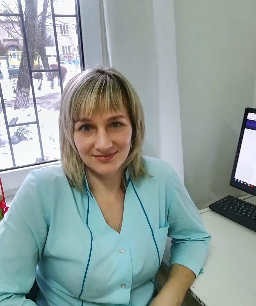 Носарєва Лілія Василівна