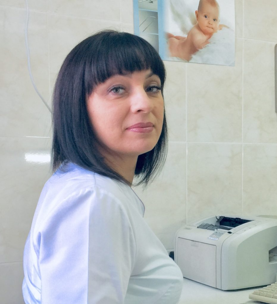Рясна Наталля Володимирівна