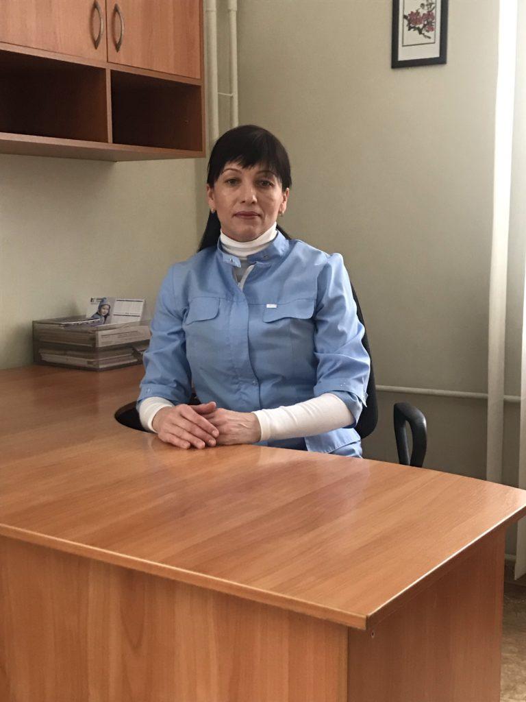 Кечіна Наталія Володимирівна