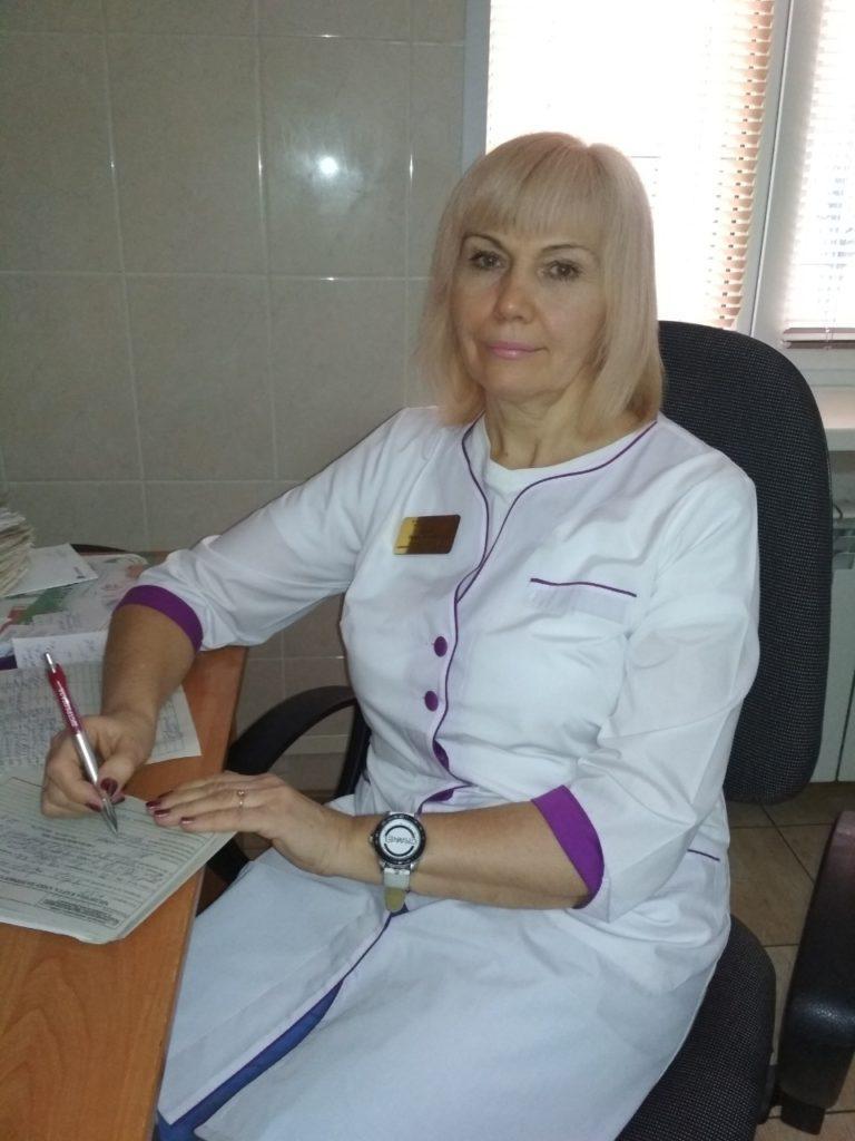 Кузіна Галина Василівна