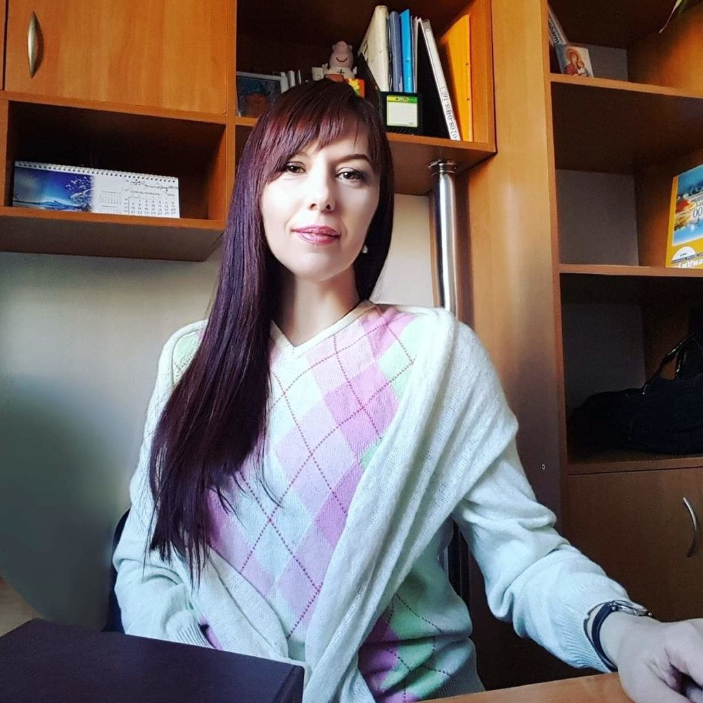 Науменко Тетяна Геннадіївна