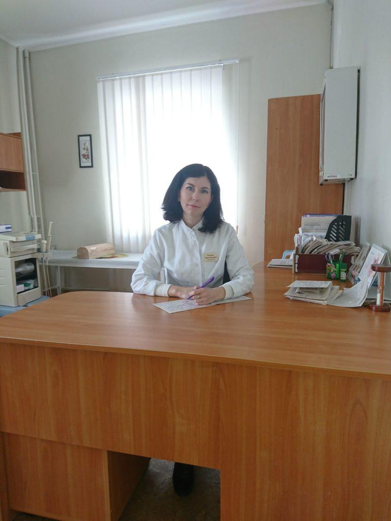 Разиграєва Марина Олександрівна
