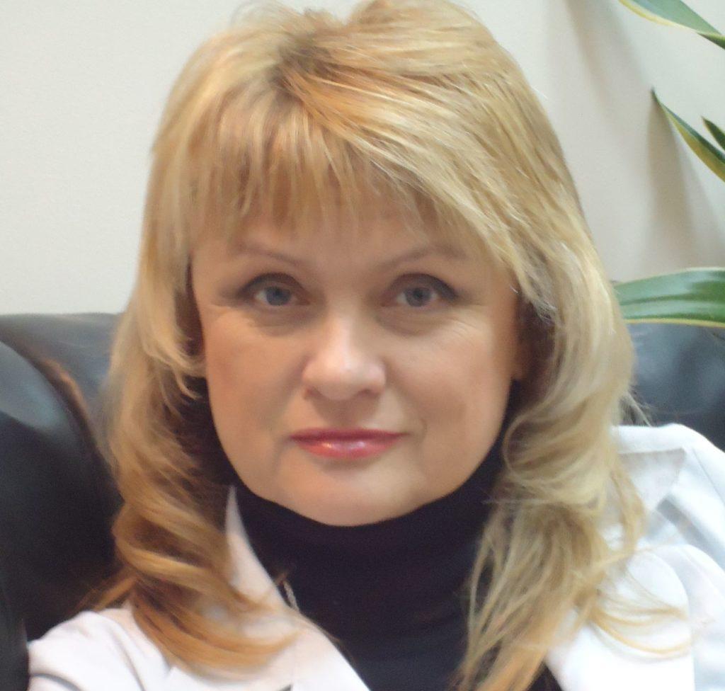 Тихоновська Ірина Яківна