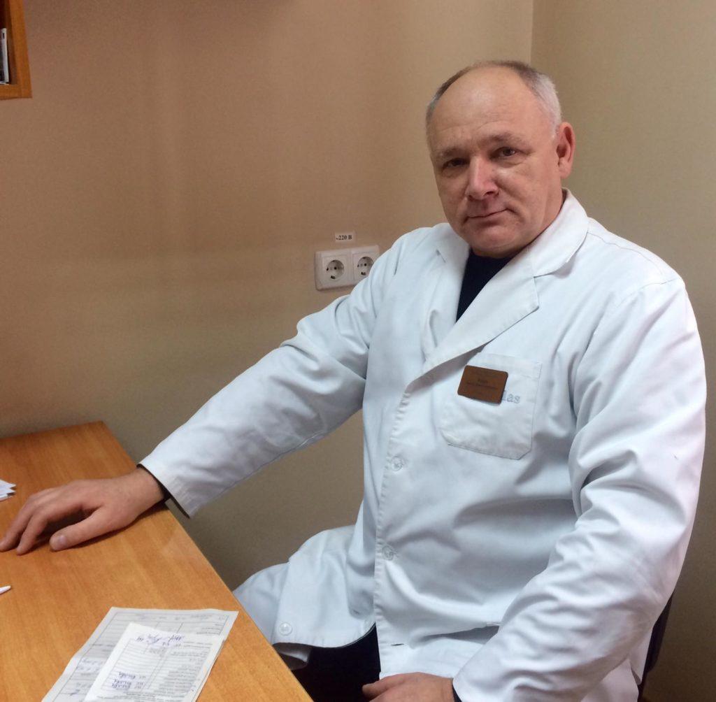 Хорун Сергій Олександрович